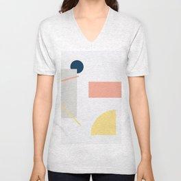 Floating – Artwork 2 Unisex V-Neck
