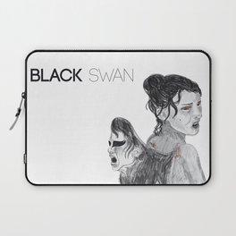 Black Swan I Laptop Sleeve