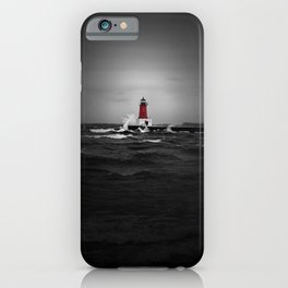 Lighthouse Glow iPhone Case