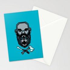 Wild BEARd Stationery Cards