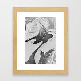 Form Ink No. 23 Framed Art Print
