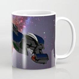 A Spaceship called Vagabond Coffee Mug
