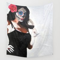 sublime Wall Tapestries featuring Sublime by Natasha Monnereau