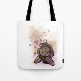 Asexuality - I Am Not Broken Tote Bag