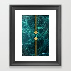 DecO CintUra Framed Art Print