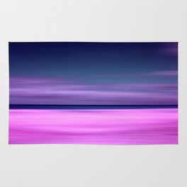 purple beach IX Rug