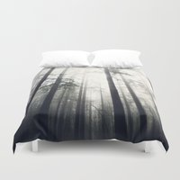 abyss Duvet Covers featuring Abyss by Aida Gradina