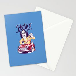 Captain Slow Stationery Cards