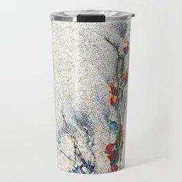 Seaside Arrangement Travel Mug