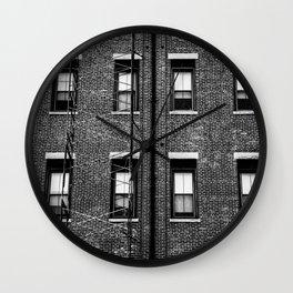 Splitting Shadow Wall Clock
