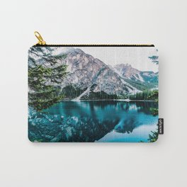Reflected Peaks Carry-All Pouch