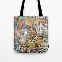 The Innocent Tiger Tote Bag