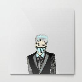Jonghyun, I'm Your Boy~ Metal Print