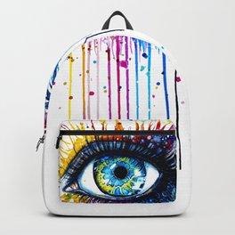 EYE--DRIPPING Backpack
