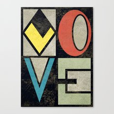 LOVE II Canvas Print