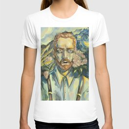 Loving Vincent: Insp. By Soundtrack T-shirt