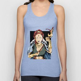 The Seer Unisex Tank Top