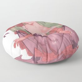 Morrigan Darkstalkers Floor Pillow