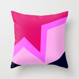The Lovebirds Throw Pillow