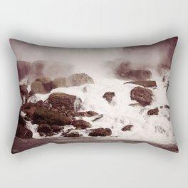 Waterfalls-Niagara Rectangular Pillow