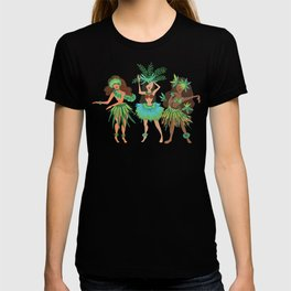 Luau Girls T-shirt