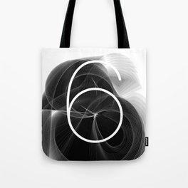 Dark Math. 6 Tote Bag