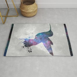 Galaxy Series (Hummingbird) Rug