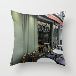 Lille, Central Point Throw Pillow