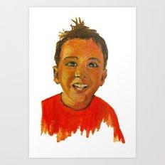 Raul Art Print