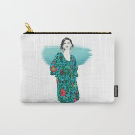 F V June 2018 Carry-All Pouch