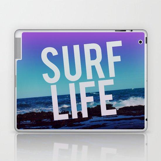 Surf Life Laptop & iPad Skin