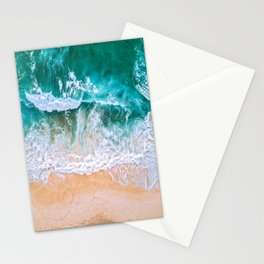 ocean wave 2 Stationery Cards