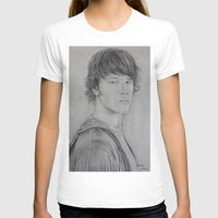 winchester T-shirts featuring Sam Winchester by Brooke Shane