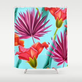 Tropicalist II Shower Curtain