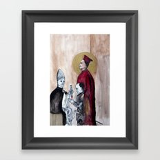 Light of Italy II Framed Art Print