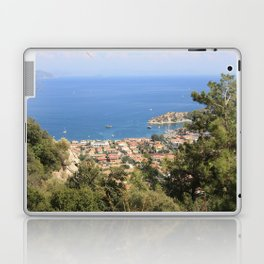 Turunc Bay Turkey Laptop & iPad Skin