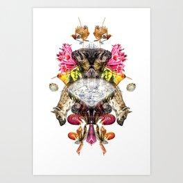 Animalism Art Print