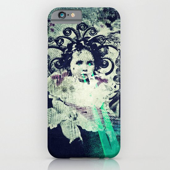 Butterfly Child iPhone & iPod Case