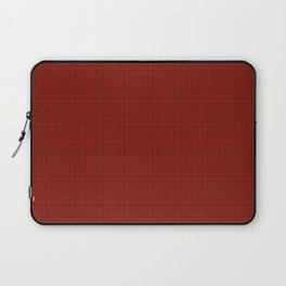 Clan Stewart Tartan Laptop Sleeve
