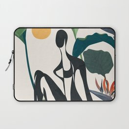 Abstract Female Figure 21 Laptop Sleeve