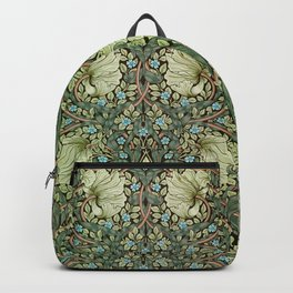 Pimpernel by William Morris Backpack