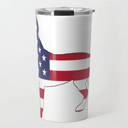 American Pit Bull Terrier Travel Mug