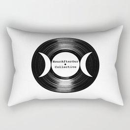Music Goddess - HourAfterOur Logo Rectangular Pillow
