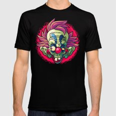Killer Clown Mens Fitted Tee Black X-LARGE