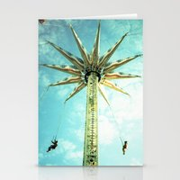 fly Stationery Cards featuring Fly by Jacquie Fonseca