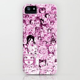 Hentai Collage iPhone Case