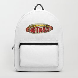 Hot Dog ! Backpack