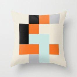 Vintage poster-Bauhaus 1923/3. Throw Pillow