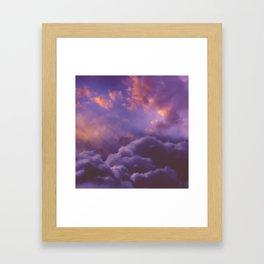 Memories of Thunder Framed Art Print