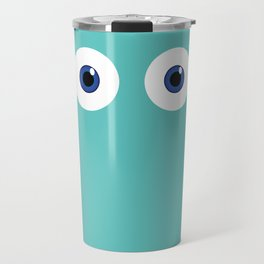 PIXAR CHARACTER POSTER - Sulley 2- Monsters, Inc. Travel Mug